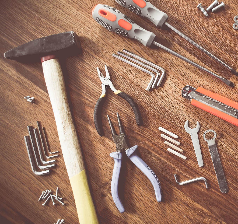 Sprzęt i narzędzia
